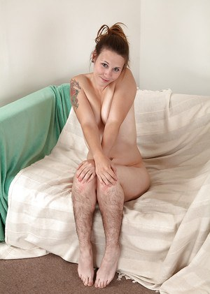 Hairy Pussy And Legs