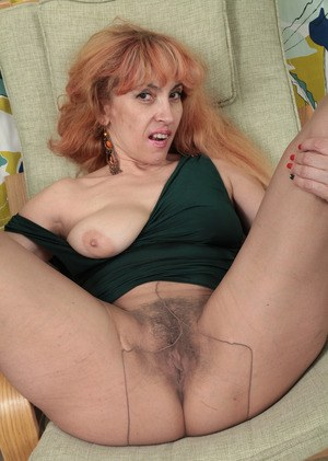 Hairy Pussy In Pantyhose